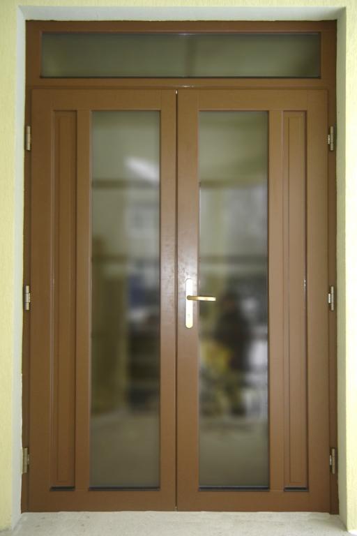 European Profile Exterior Doors Langai Laukoterasosvidaus Durys